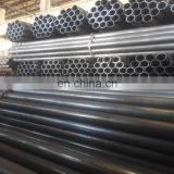 Manufacturer Galvanized Iron Pipe Square Tube Black Round Pipe / Carbon Steel Tube