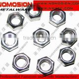Nylon Insert Lock Nut/Prevaling-Torque type steel hex nut