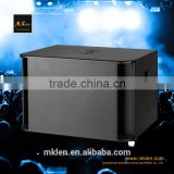 China Cheap prices powered Active for sale big used speakers subwoofer/audio sound system