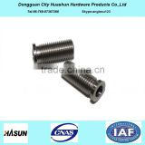 Special Stainless Steel Hollow Gear Shaft