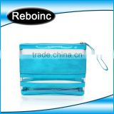 Transparent makeup pvc ziplock small cosmetic bag                                                                                                         Supplier's Choice