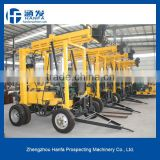 Professional water drilling! Rock expert~, HF-3 diesel engine type bore hole drilling machine