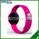 Trade Assurance 2015 New Products Health sleep monitor, smart wristband,smart watch bluetooth bracelet for IOS Android system