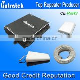 LINTRATEK amplifier USA Canada 3G signal dual band 850/1900mhz umts mobile signal amplifier