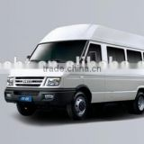 supply chinese brand new one commercial van bus for special use