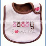 Baby Bibs of OEM Supply High Quality Waterproof PVC