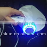 PS-306 skin cooler facial massager with blue-ray remove pox / moisturize the skin beauty machine wholesale