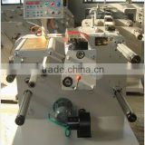 Slitter machine with rotary die-cutting station ,Slitting and rewinding machine