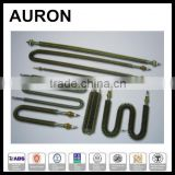 AURON/HEATWELL welding bar air heating tube Bhutan/air heat finned tube/industrial heating element for machine