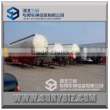 30-55m3 used bulk cement tanker semi trailer, 3 axle bulk cement semi trailer                                                                         Quality Choice