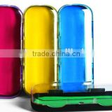 clear plastic glasses cases, PP PS optical eyewear case