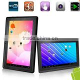 China new best 7 inch table pc android capacitive Touch Screen BOXCHIP A13 12.GHZ 512MB/4GB