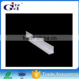 Gicl Angle aluminum accessories for led display aluminum frame for led screen display aluminum extrusion frame for sign board