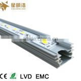 DC12V 24V SMD 5050 5630 12mm width Aluminum profile led rigid strip                                                                         Quality Choice