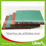 China Manufacturer High Quality Best Selling Rubber Tile for Sale with Durable and Colorful LE.DD.001                                                                         Quality Choice