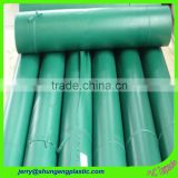 polyester fabric both sides pvc coated tarpaulin with uv resistance , anti fire , and waterproof tarpaulin sheet