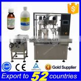 Sales promotion PLC controlled 2 nozzles powder filling machine,auger filler                                                                         Quality Choice