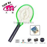 China JInhua HIPS 2AA Battery Mosquito Swatter Circuit battery operated mosquito killer