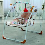 2016 Lovely Musical Baby Rocking Chair,Toys Baby Bouncer,Kid Rocking Chair                                                                         Quality Choice