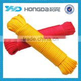 4mm PP braided packing/baling rope