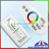 2016 new product RF led controller RGB/RGBW, strong sign led controller 2.4G RF remote control