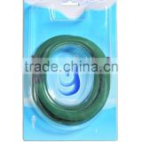 Food grade PVC military water bladder tube/pipe with fabric cover