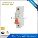 BKN-C40 single pole IP20 motor protection molded case MCB miniature circuit breaker