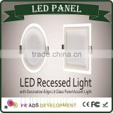 Led tv panel customized low power consumption CE UL RoHS Single or double sides adverting
