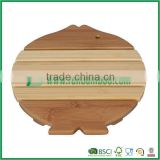 Table Decoration Carbonized Bamboo Placemat