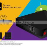 Acemax new model I68 android smart tv box RK3368 Octa Core 64Bit Android 5.1 Lollipop 2G Ram 16G Rom