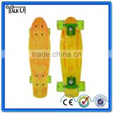Professional Skateboard Complete Wheels Trucks Fish Skateboard Maple Deck Bearing for adults kids
