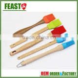 cooking baking and pastry silicone basting brush set