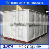 High quality SMC water tank/FRP water tank/GRP water tank/fiberglass frp sectional bunker,inflatable paintball bunkers