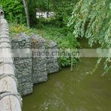1x1x1, gabion box stone cage,High Zinc Galvanized Gabion Boxes / PVC coated Gabion Baskets/ stone cage