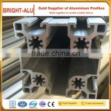 Industry aluminum for structure aluminium beams extrusion profile with size 40*40