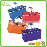 Waterproof outdoor picnic baskets storage hamper                                                                         Quality Choice