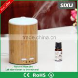 NEW Color-changing White Electric 150ml Humidifier LED Lamp Ultrasonic Aroma Diffuser Humidifier