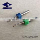 3-4flutes aluminum tungsten carbide roughing cutter/roughing cutter/Kennametal end mill/Sumitomo Cutter(JR151R)