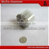 Extruded heat sink /aluminum profile heatsink for LED /sunflower colding                                                                                                         Supplier's Choice