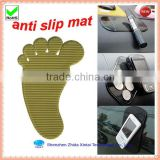 alibaba china cut foot non slip mat for mobile phones in car accessory