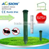 Top rated Aosion Batterry Voles Repellent/outdoor electronic rodent repellent and sound mole repeller