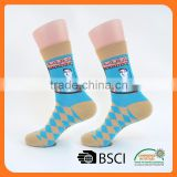 happy mens socks colourful