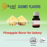 Pineapple fragrance liquid flavor artificial essence chewing gum enhance
