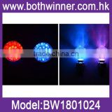 Diamond wheels valve mouth bicycle lights
