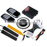 PKE keyless entry start PKE push button engine start stop system