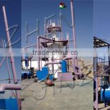 JNC Chemical Process Waste Engine Oil Purifier Machinery