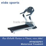 Guangzhou high speed home treadmill with massage and twister