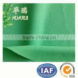 high quality 45%bamboo carbon fiber 55%poyester mesh fabric