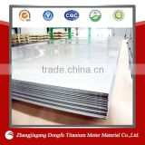 commercially pure titanium plate
