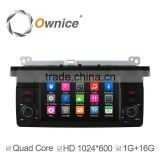 Ownice dvd player for car BMW E46 M3 1998-2005 with mp3 player gps audio rds bluetooth multimedia car radio DAB